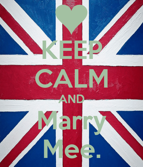 KEEP CALM AND Marry Mee.