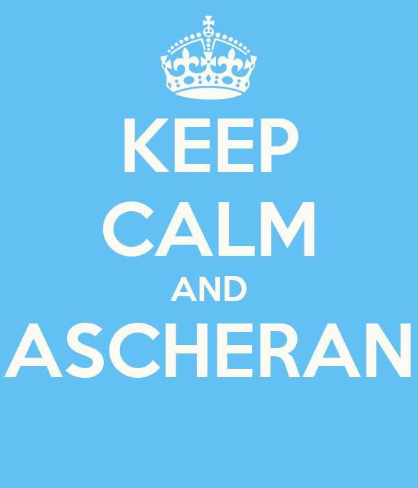 KEEP CALM AND MASCHERANO