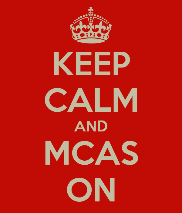 KEEP CALM AND MCAS ON