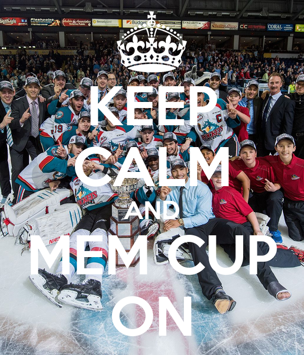 KEEP CALM AND MEM CUP ON