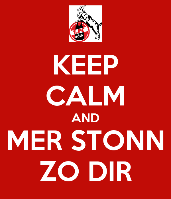 KEEP CALM AND MER STONN ZO DIR