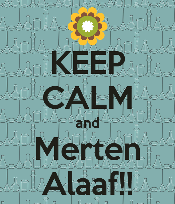 KEEP CALM and Merten Alaaf!!