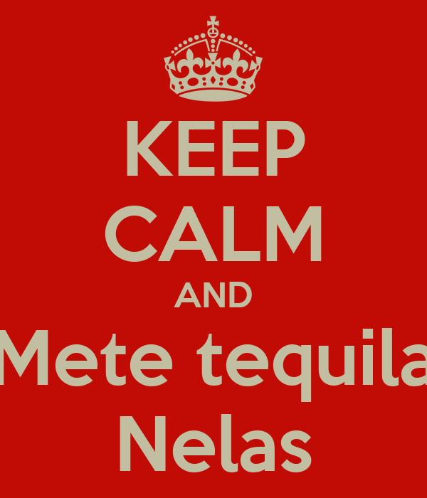 musica mete tequila nelas