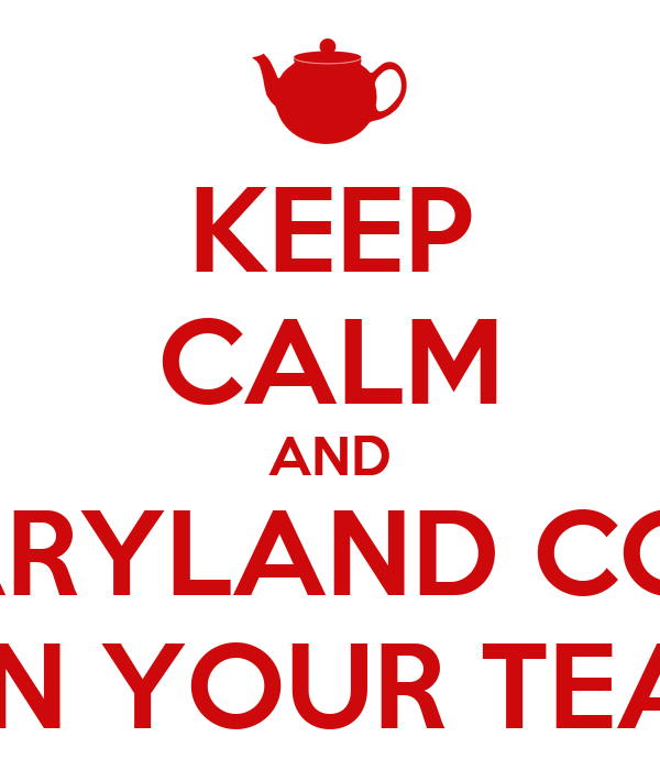 KEEP CALM AND MIX MARYLAND COOKIES  IN YOUR TEA