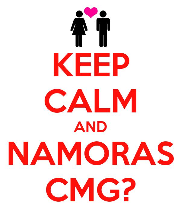 KEEP CALM AND NAMORAS CMG?