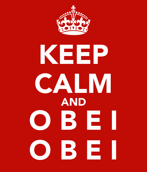 I/O - Calm