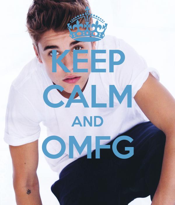KEEP CALM AND OMFG