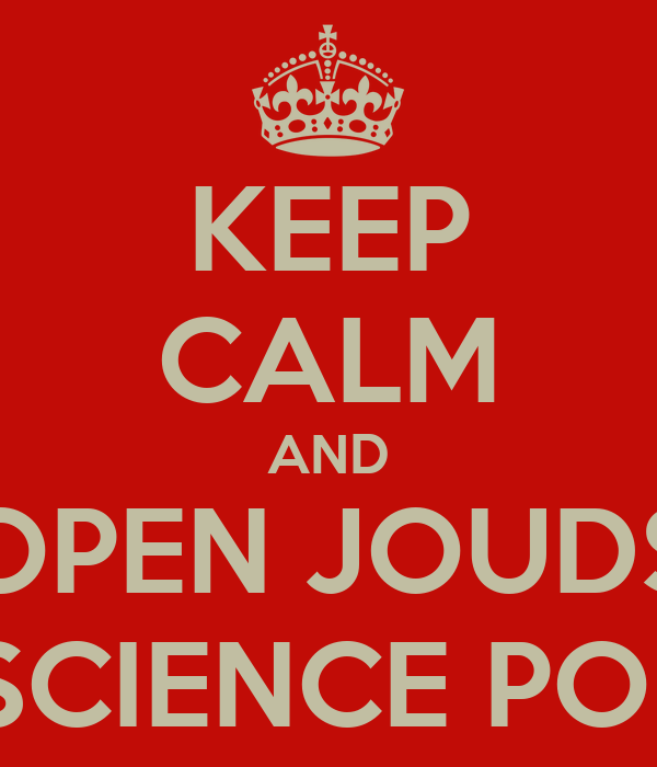 KEEP CALM AND OPEN JOUDS MATH& SCIENCE PORTFOLIO