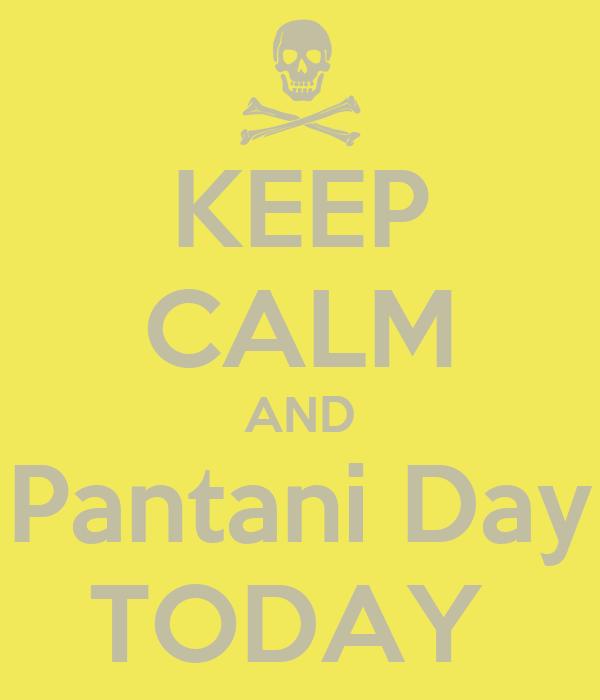KEEP CALM AND Pantani Day TODAY