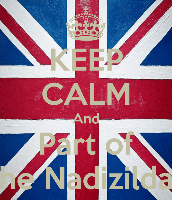KEEP CALM And Part of The Nadizildan
