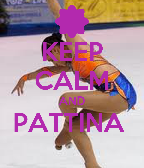 KEEP CALM AND PATTINA