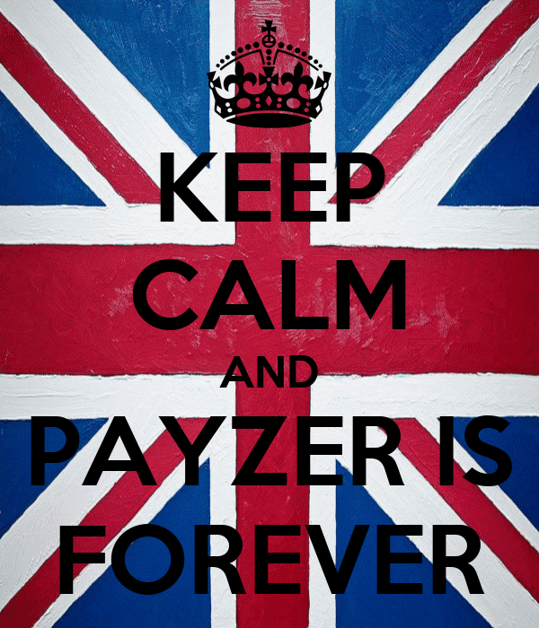 KEEP CALM AND PAYZER IS FOREVER