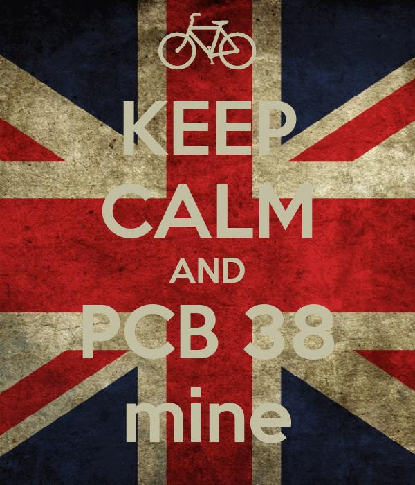 KEEP CALM AND PCB 38 mine