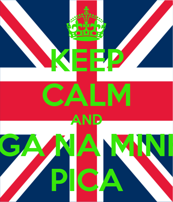 KEEP CALM AND PEGA NA MINHA PICA