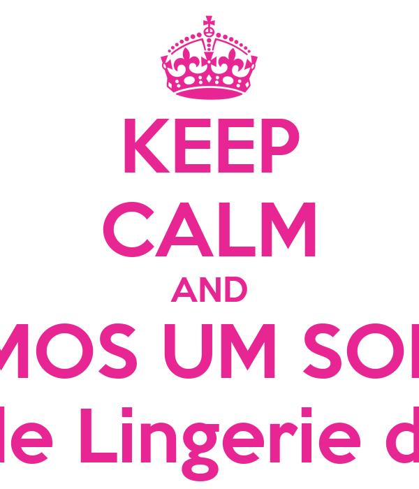KEEP CALM AND PERDEMOS UM SOLDADO Chá de Lingerie da Lidi
