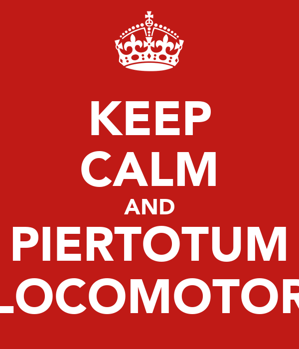 KEEP CALM AND PIERTOTUM LOCOMOTOR