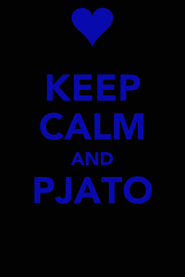 KEEP CALM AND PJATO