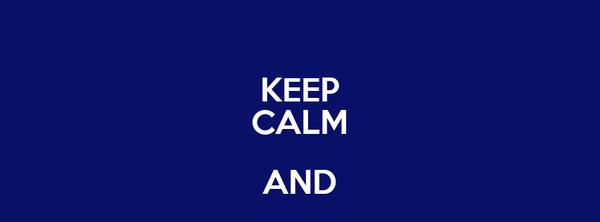 KEEP CALM AND PLAY 220 BPM Poster | Leeee | Keep Calm-o-Matic