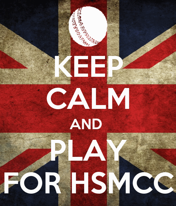 KEEP CALM AND  PLAY FOR HSMCC