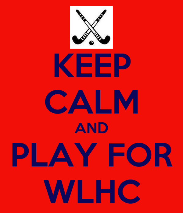 KEEP CALM AND PLAY FOR WLHC
