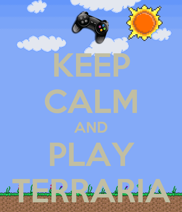 how to host and play terraria