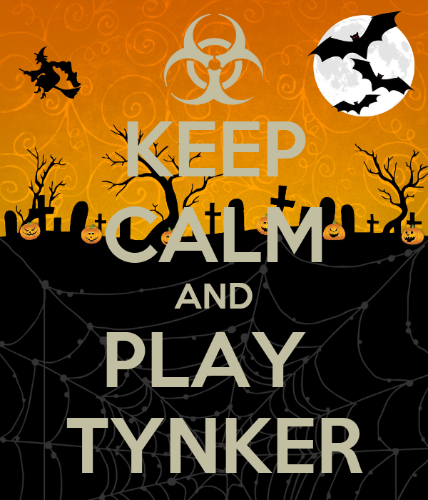 KEEP CALM AND PLAY  TYNKER