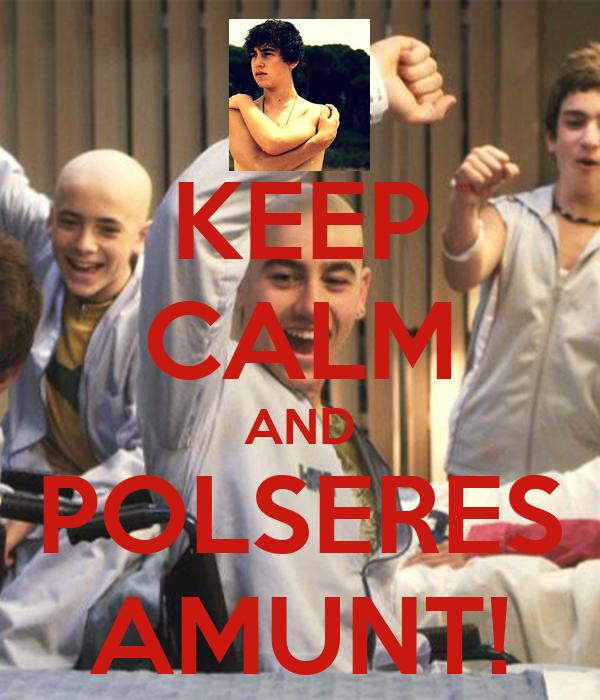 KEEP CALM AND POLSERES AMUNT!