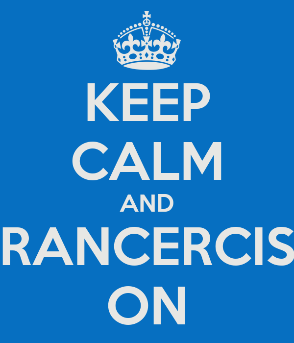 KEEP CALM AND PRANCERCISE ON
