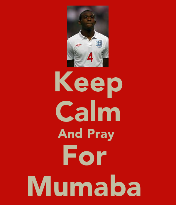 Keep Calm And Pray  For  Mumaba