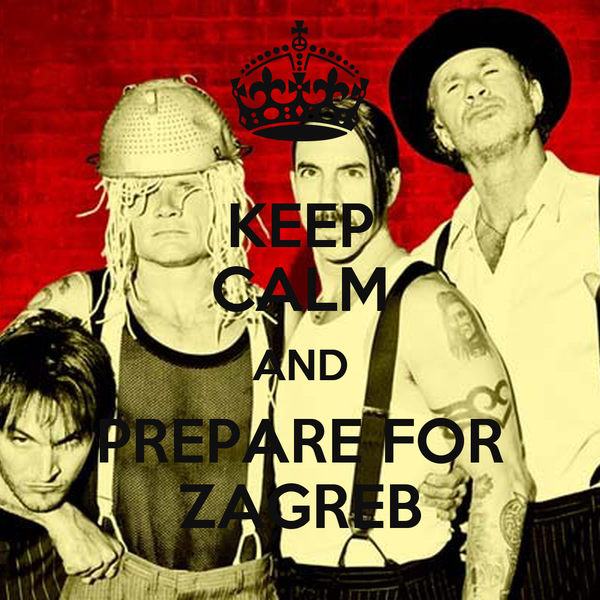KEEP CALM AND PREPARE FOR ZAGREB