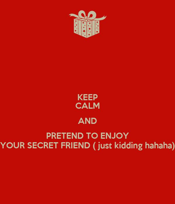 Enjoy Secret