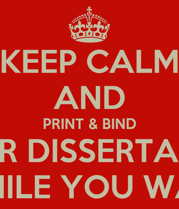 Write my dissertation