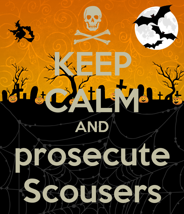 KEEP CALM AND prosecute Scousers