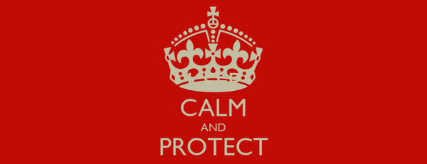 KEEP CALM AND PROTECT THE CARRIES