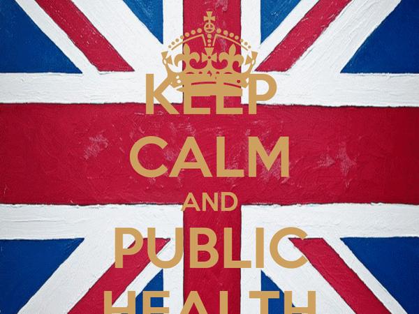 KEEP CALM AND PUBLIC HEALTH