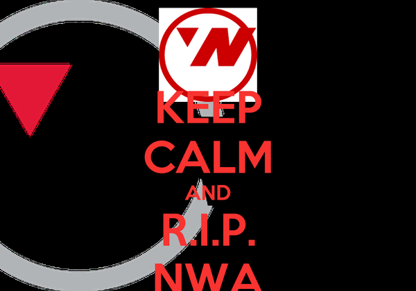 KEEP CALM AND R.I.P. NWA