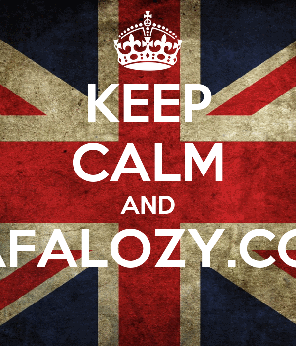 KEEP CALM AND RAFALOZY.COM