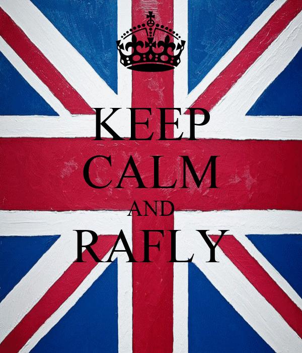 KEEP CALM AND RAFLY