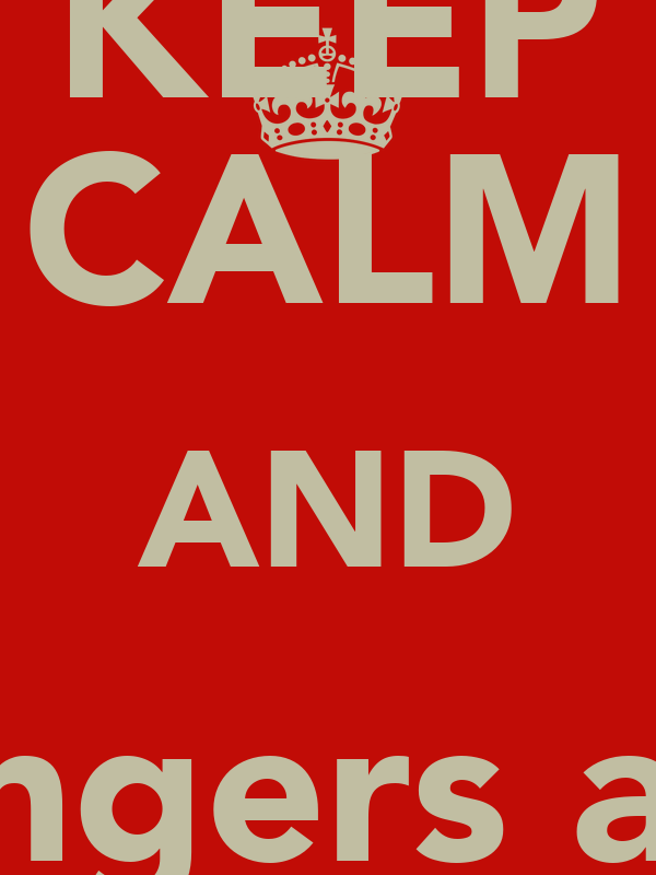 KEEP CALM AND Rangers are  Shite