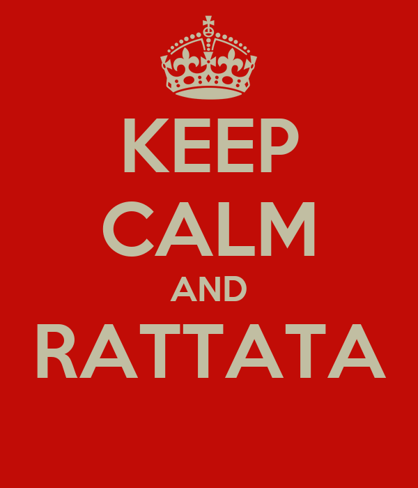 KEEP CALM AND RATTATA