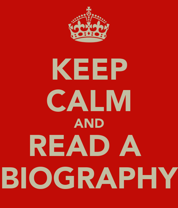 how to read a biography