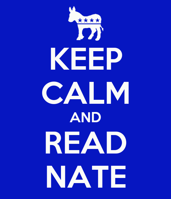 KEEP CALM AND READ NATE