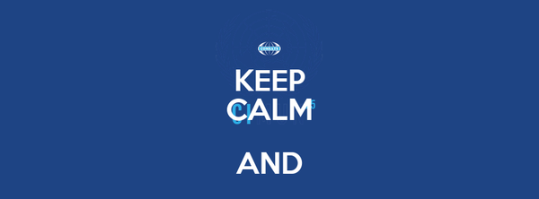 KEEP CALM AND REGISTER FOR  CIMUN '15