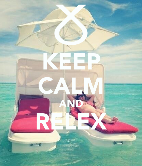 KEEP CALM AND RELEX