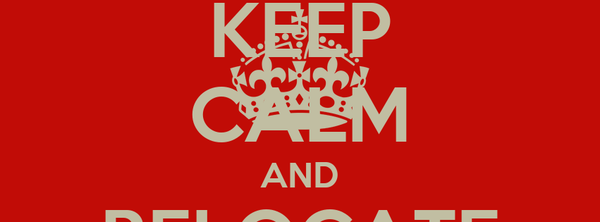KEEP CALM AND RELOCATE WITH US