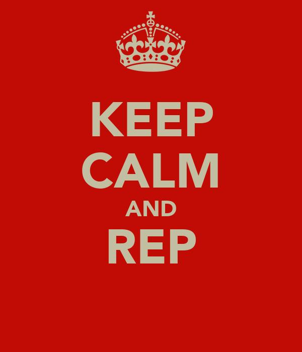 KEEP CALM AND REP ŞΒӍ
