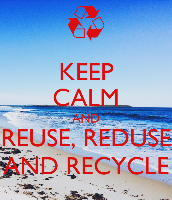 reduse reuse recycle essay The levels of pollution have begun to rise rapidly the use of plastics and other forms of non degradable substances has only added to it one way to combat this is to reduce the use of such objects, recycle and reuse them.