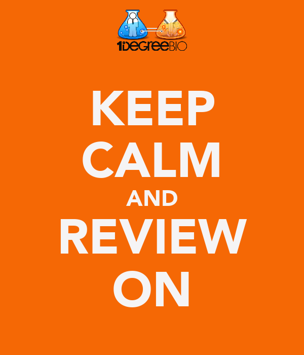 KEEP CALM AND REVIEW ON