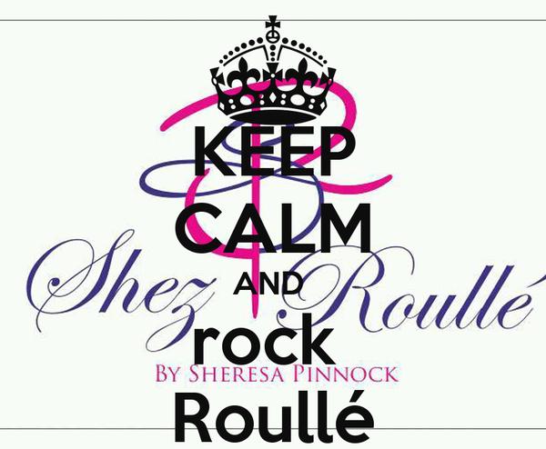 KEEP CALM AND  rock  Roullé