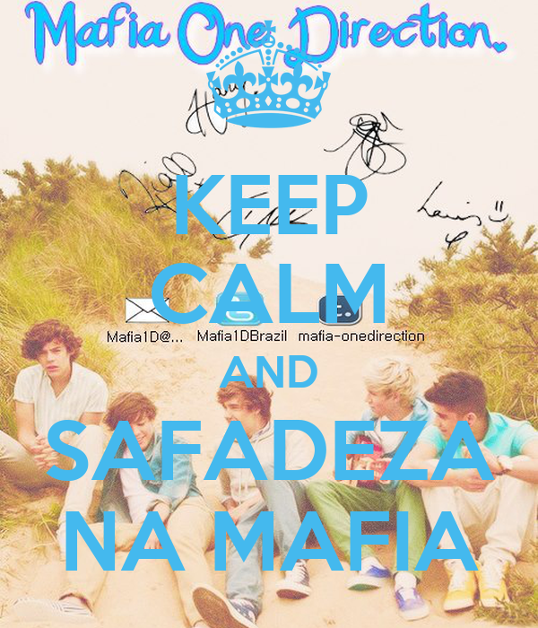 KEEP CALM AND SAFADEZA NA MAFIA